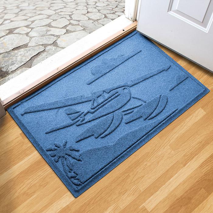 Tác dụng của thảm trải sàn trong việc hoá giải thế phong thuỷ xấu cửa chính