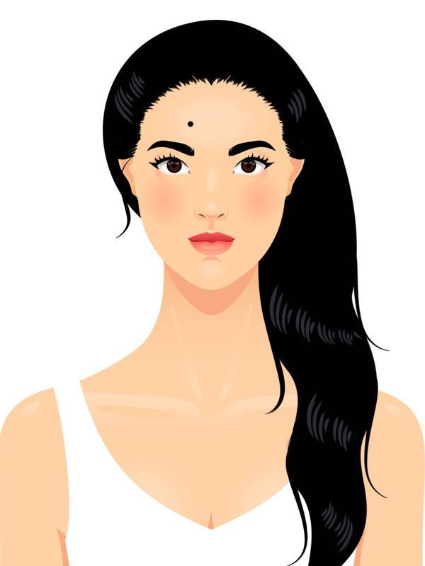 Nhận diện người phụ nữ người đào hoa, đa tình nhờ 7 vị trí nốt ruồi trên gương mặt