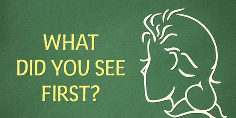 Trắc nghiệm tâm lý qua hình ảnh giúp bạn hiểu bản thân mình hơn