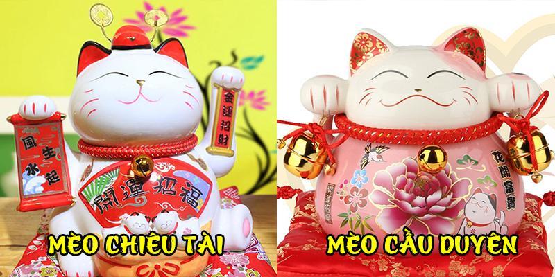 Tìm hiểu mọi thông tin về cách chọn và bài trí mèo Thần Tài để có tác dụng chiêu tài, đón phúc, cầu duyên tốt nhất