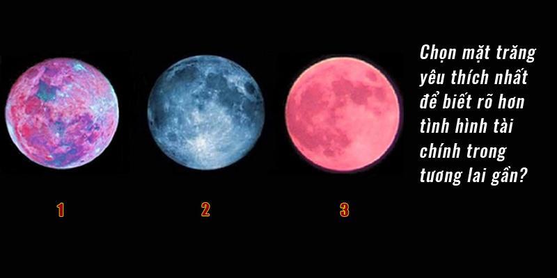 Bật mí tình hình 'túi tiền' trong tương lai gần thông qua hình ảnh mặt trăng ấn tượng nhất