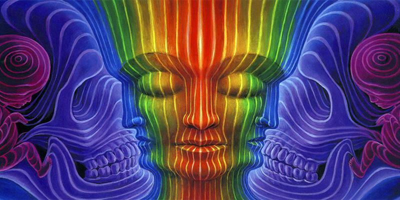 Bức tranh ảo giác có khả năng tiết lộ và tư vấn cho bạn cách giải quyết điều bản thân đang rất bận tâm