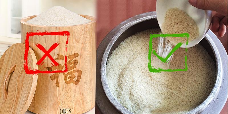 Phong thuỷ hũ gạo nhà bếp: Cách sắp đặt đúng chuẩn để chiêu tài, nạp khí, đón lộc