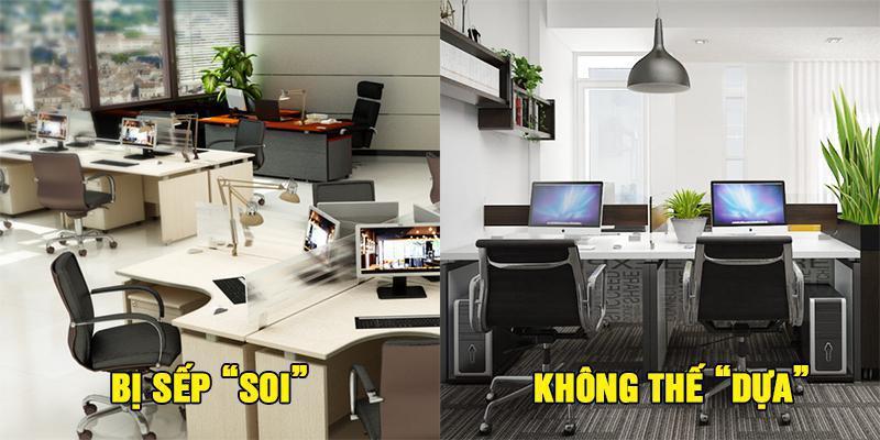 Cách hoá giải hướng bàn làm việc xấu cho nhân viên văn phòng tránh sát khí, đón tài lộc