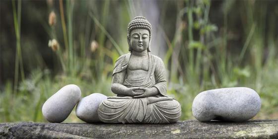 Vị thiền sư khiến mọi người phải thấm thía cuộc đời chỉ với một câu hỏi: Tảng đá có nặng không?