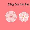 Bật mí cách yêu của bản thân bằng cách chọn bông hoa đào bạn thích nhất