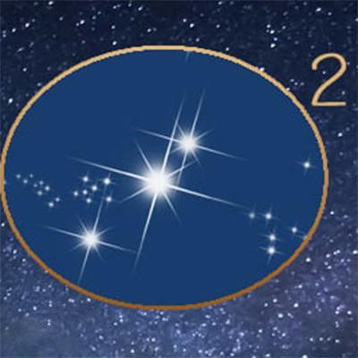 Biểu tượng ngôi sao số 2