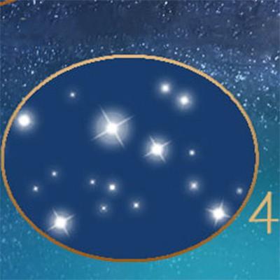Biểu tượng ngôi sao số 4