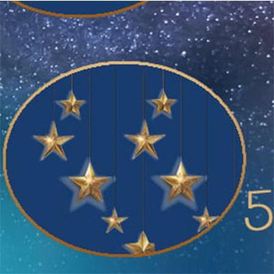Biểu tượng ngôi sao số 5